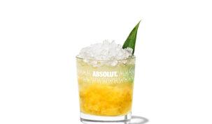 drink absolut ginger easy