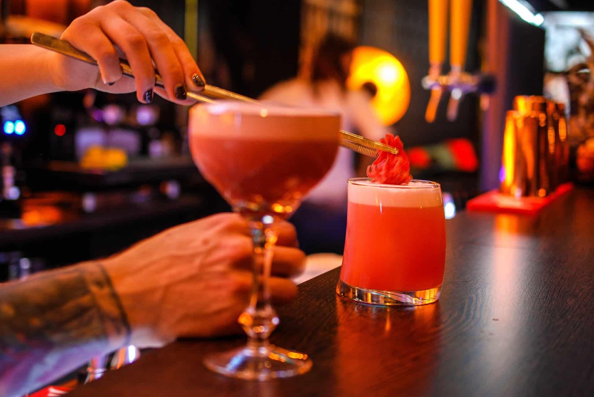 drinks tendência para a coquetelaria mundial em 2021