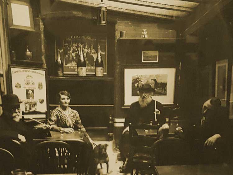 pubs londrinos antigos
