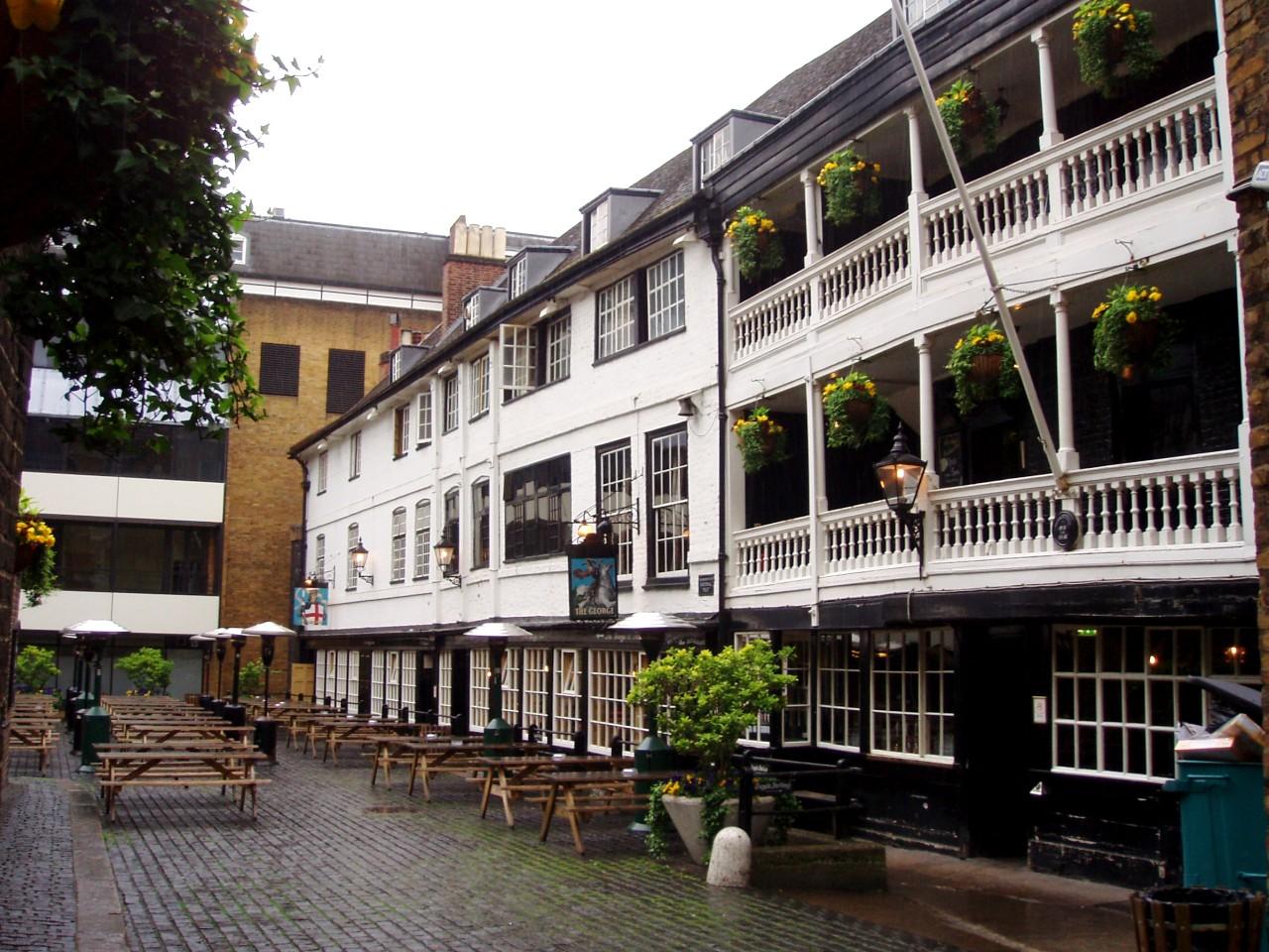 the george pub