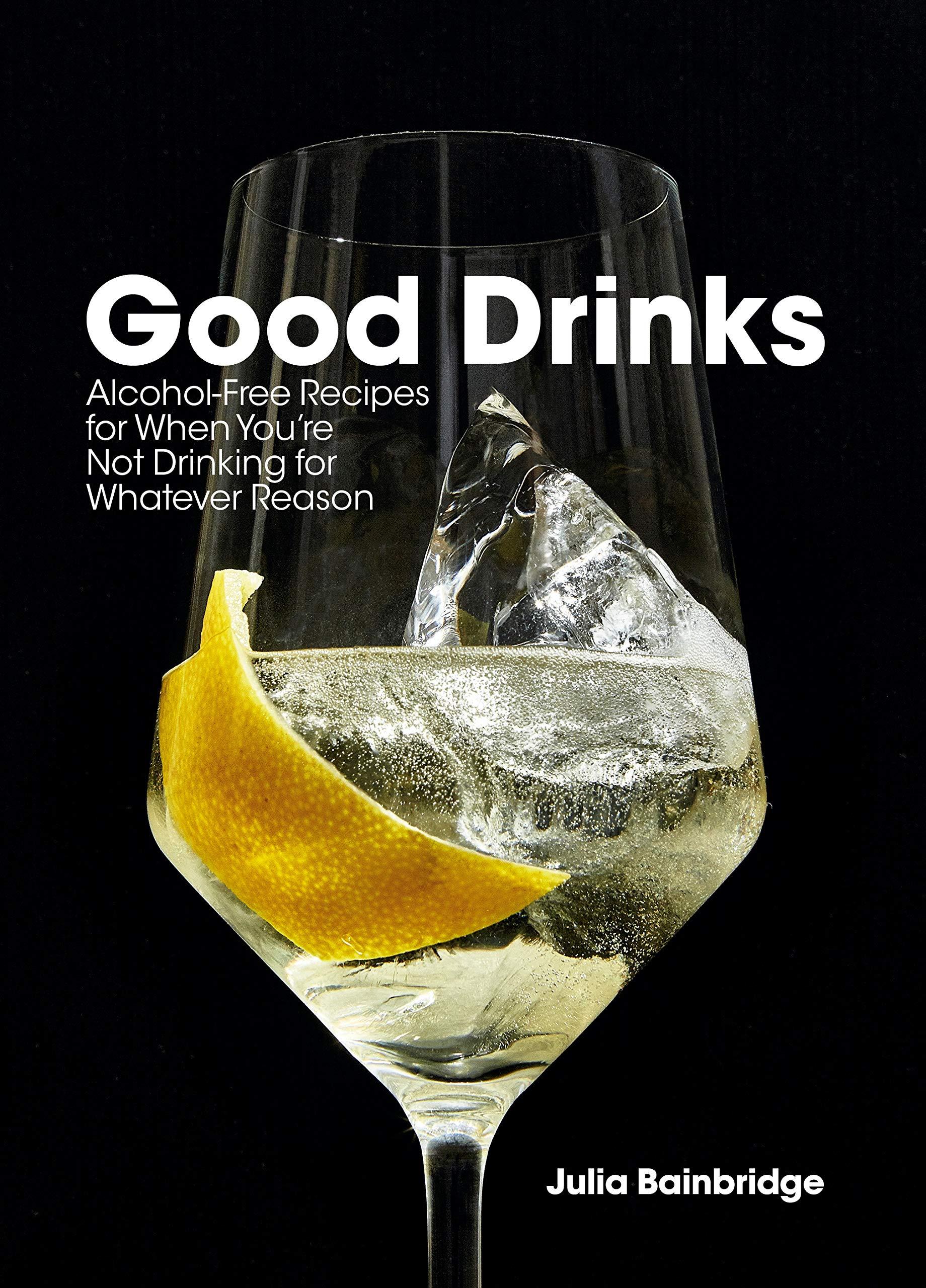 capa do livro good drinks